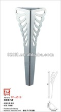 plastic cabinet leg from manufacturer