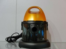 Compact Cyclone & Water Filter Vacuum Cleaner