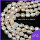 12mm good luster fresh water pearl jewelry strands PD71