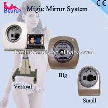2012 Must Have!! Portable Magic Mirror facial skin treat Analyzer