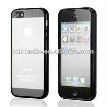 Hybrid Case TPU Rubber Matte Cover Bumper For iPhone 5