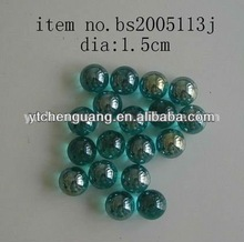 color glass marble ball