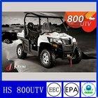 2014 new 4x4 chain drive utility vehicle 800CC road legal dune buggy (HS 800 utv)