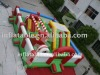 hot sale kids fun city inflatable playground