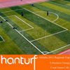 Soccer artificial turf with high quality yarn