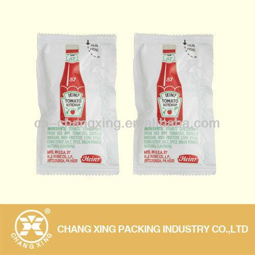Tomato Sauce Sachets For Sale Sachet Bag/tomato Sauce