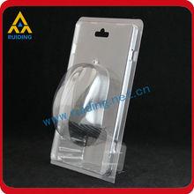 high quality plastic blister clamshell box