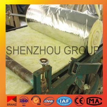 insulation fiber glasswool rolls glass wool building materials glass wool board panel