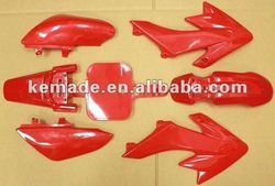 NEW Red Plastic Kit CRF50 XR50 CRF XR 50 SDG SSR Pro Pit Dirt Bikes
