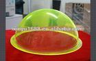 Acrylic Plastic hemisphere,half round ball,acrylic display sphere