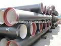 tubos de ferro dúctil