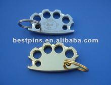 Personalizzati su ordinazione nome tag id& numeri incisi con il laser tag cane con piccolo doppio anello