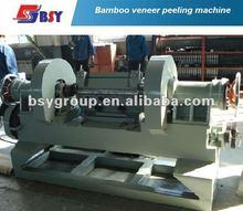 bamboo veneer peeling machine