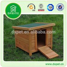 natural wood hamster cage DXR003