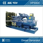 800kVA UK imported diesel generator set,HPS900, 50Hz