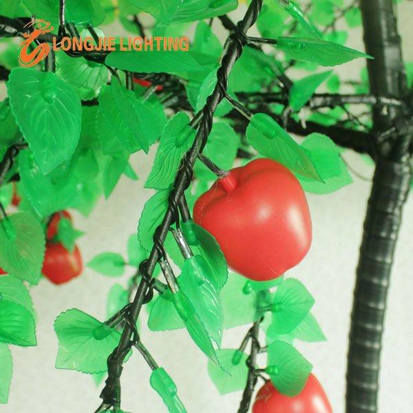 2268 led H: 3m Christmas decorate apple tree