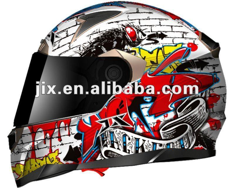 Superman Motorcycle Helmet Superman Motorcycle Helmet
