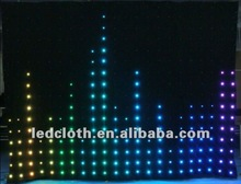 high stability disco led curtain light led backdrop dj decks