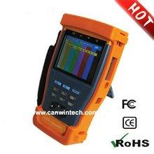 3.5 inch portable cctv testing LCD monitor