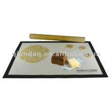 custom silicone baking mat