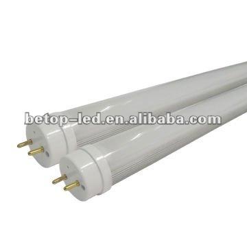 T8 tubo fluorescente de 18W LED com tampa Lactea