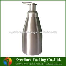 New arrival!!!400ml aluminum lotion bottle for bathroom