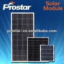 high quality monocrystalline/mono pv solar panel /module/solar power