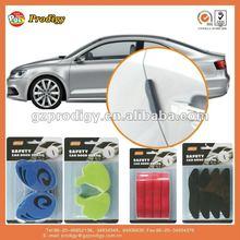 Safety car door edge guard rubber car door guard