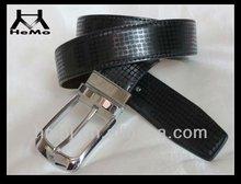 new design wholesale genuine leather belts for men