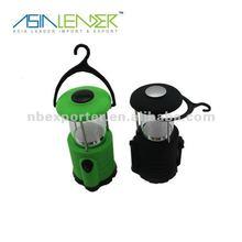 7 LED hand cranking dynamo lantern