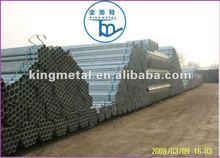 2012 Hot Sale Pre-Galvanized Steel Pipe-ex Kingmetal