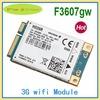 3g module Wireless network Card F3607GW