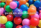 Hollow toy plastic balls