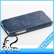 2012 New K-COOL brand genuine leather skin for iphone5 cases