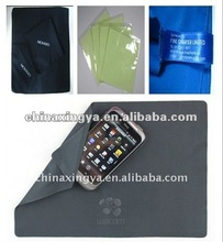cellphone cleaning cloth microfiber material