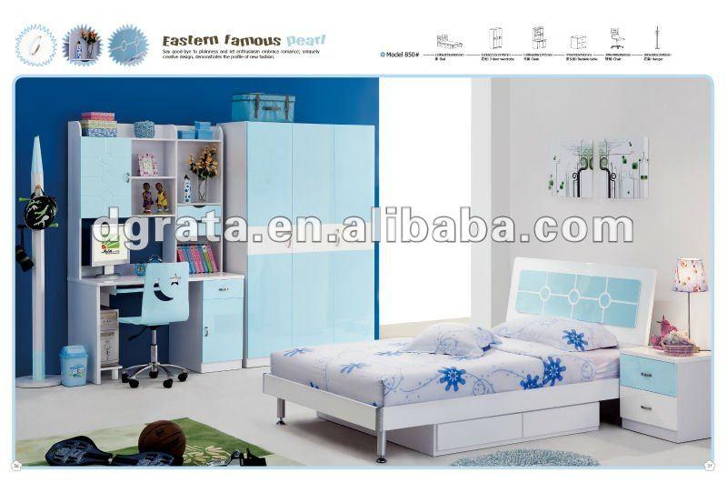 ... camera da letto per casa è fatta da e1 mdf e pittura per bambini o