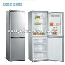 BCD-295 Double Door Refrigerator, Bottom Freerzer Refrigerator, Down Freezer Refrigerator