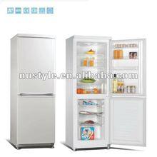 BCD-281 Double Door Refrigerator, Bottom Freerzer Refrigerator, Down Freezer Refrigerator