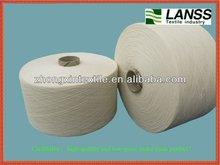 raw white polyester spun yarn12s 30s 32s 40s