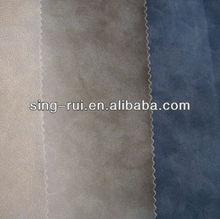 PU Leather 100% Synthetic shoe leather (cuerina para calzado)