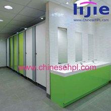 Lijie stratifié étanche partition mur pour salle de bains