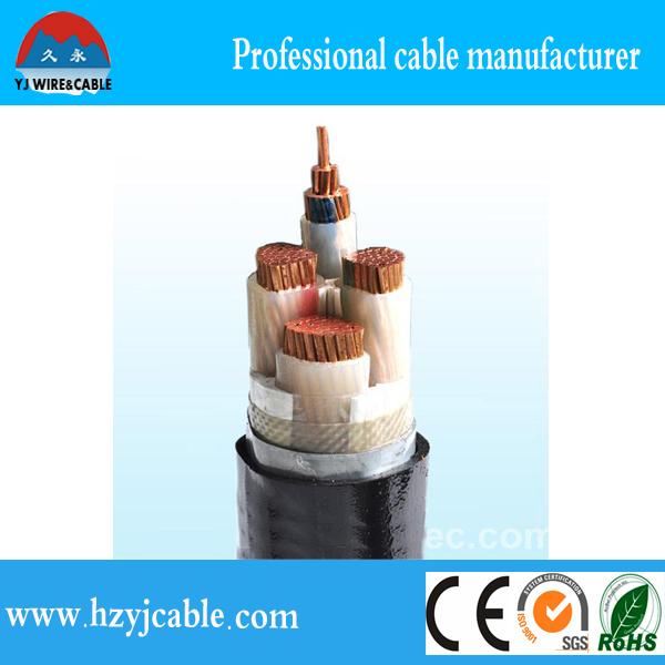 preço cabo de alta tensão 25mm 35mm 50mm 120mm 300mm de cobre de cabo blindado