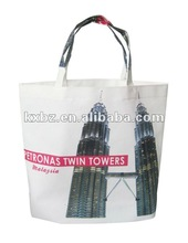 Fashion style laminated non woven giftbag in 2012