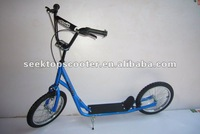 Children's favorite classical 16inch BMX push scooter with cheap price for sale