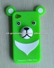 3D Fashionable &Cute Silicone Mobile Phone