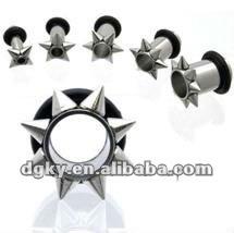unique tragus jewelry custom ear gauges plugs jewelry