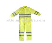 high visibility reflective overalls / reflective jacket