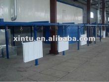 Radiator Automatic Electrostatic Powder Coating Assembly Line