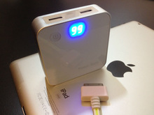 Portable Iphone 4 charger, iphone 5 charger ,5v android tablet pc charger