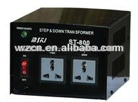 Supply ST-800 watt Portable moving power 220V to 110V transformer